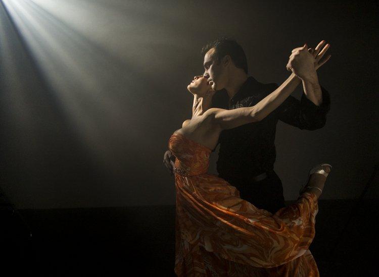 Patricio Touceda and Eva Lucerno